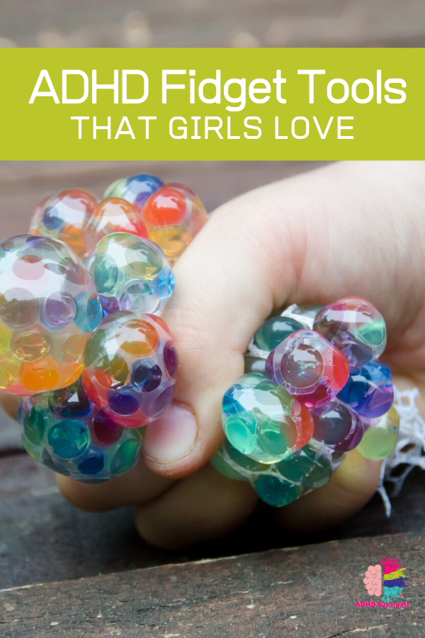 adhd fidget tools for girls