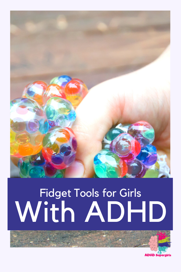 fidget tools for girls