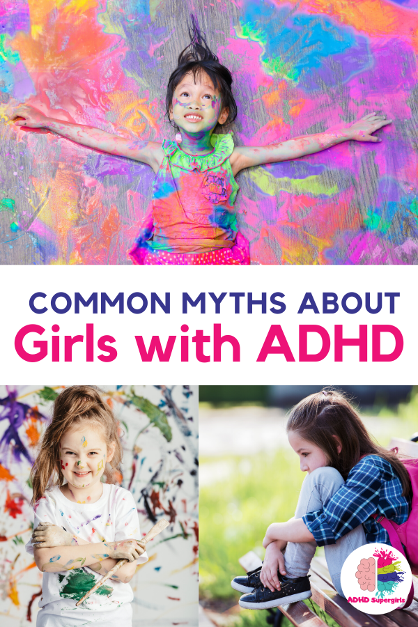adhd myths about girls