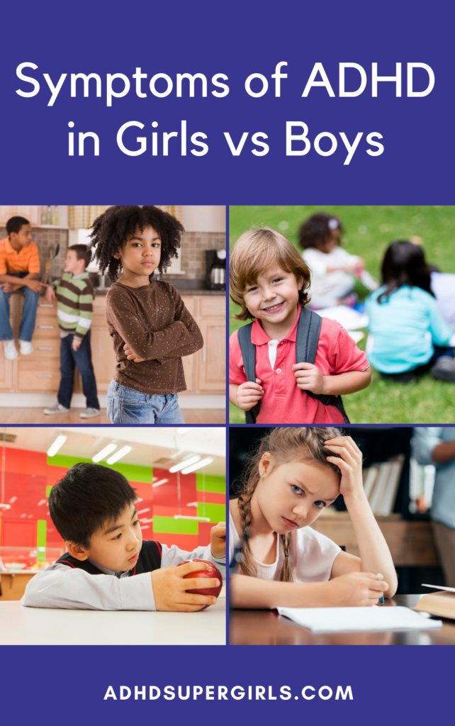 ADHD looks different in girls, but that doesn't mean the girls with ADHD don't struggle.