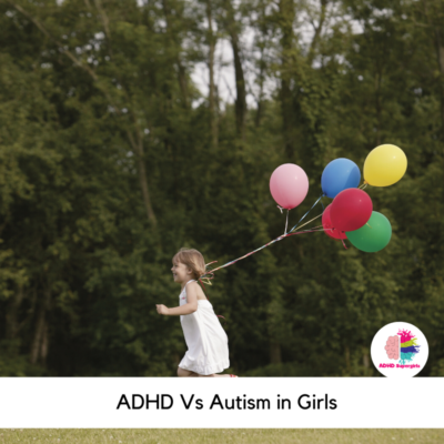 ADHD vs autism isn't always clear cut. In girls, sometimes it's hard to tell if it's ADHD or autism. Learn more about decoding the difference in your daughter here.