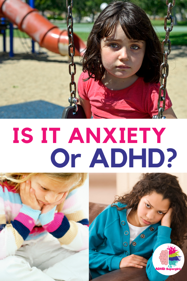 anxiety or adhd