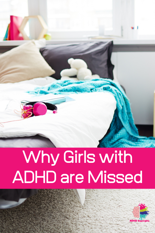 girls with adhd missed
