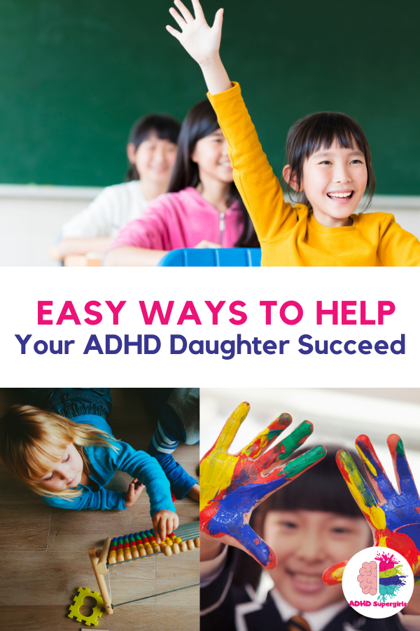 et ADHD, a boy or a girl, and about 90 percent of people will tell you the boy. But girls can have ADHD!  As a person with ADHD myself, raising two (maybe even 3!) ADHD girls, ADHD is alive and kicking in the female populace. Follow along with my best tips for how to help a girl with ADHD succeed.