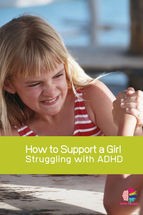 help daughter with adhd