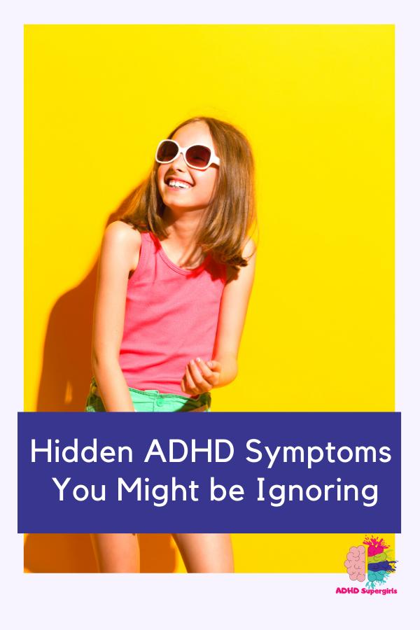 hidden adhd behavior
