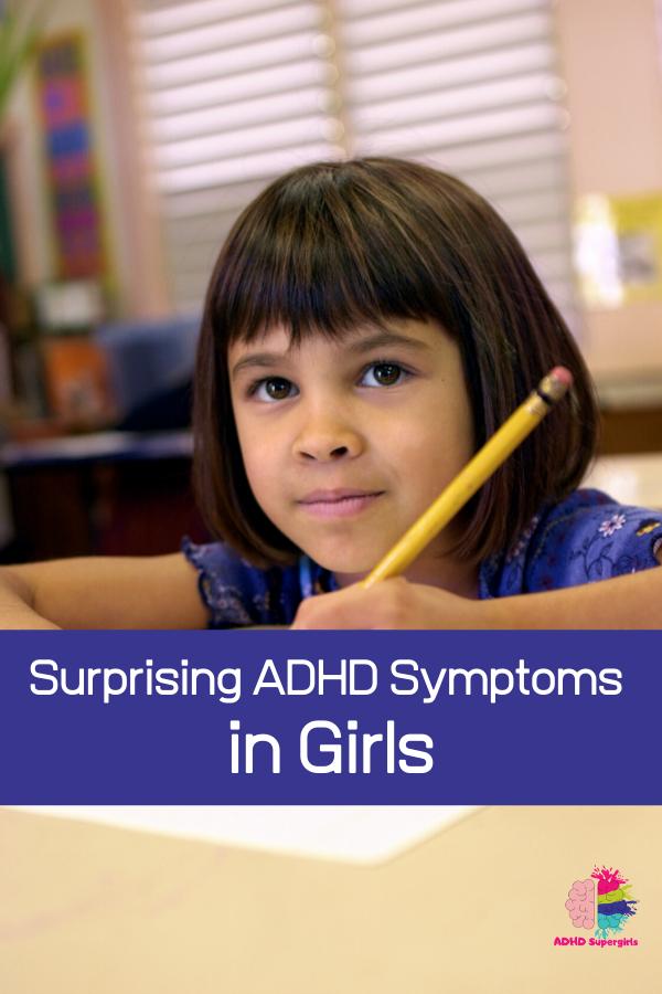 hidden adhd symptoms girls