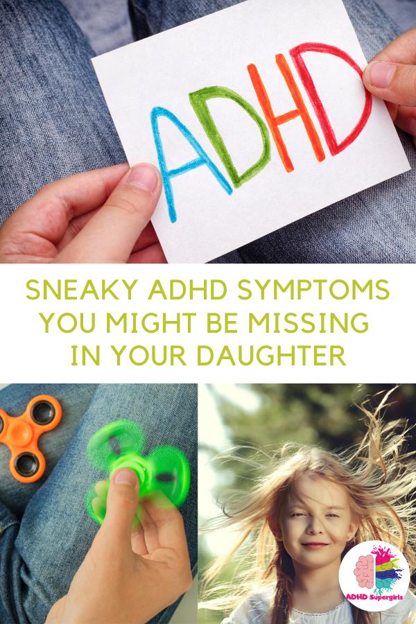 hidden adhd symptoms