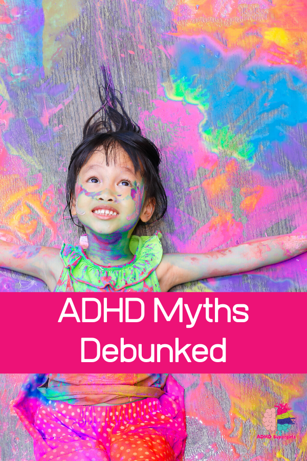myths about girls with adhd