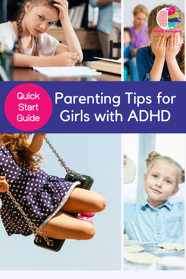 parenting a girl with adhd