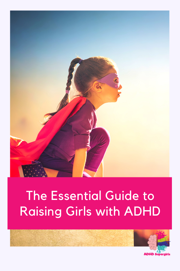 After raising two girls with ADHD for the past 14 years, I have a lot of insider knowledge on parenting girls with ADHD.
