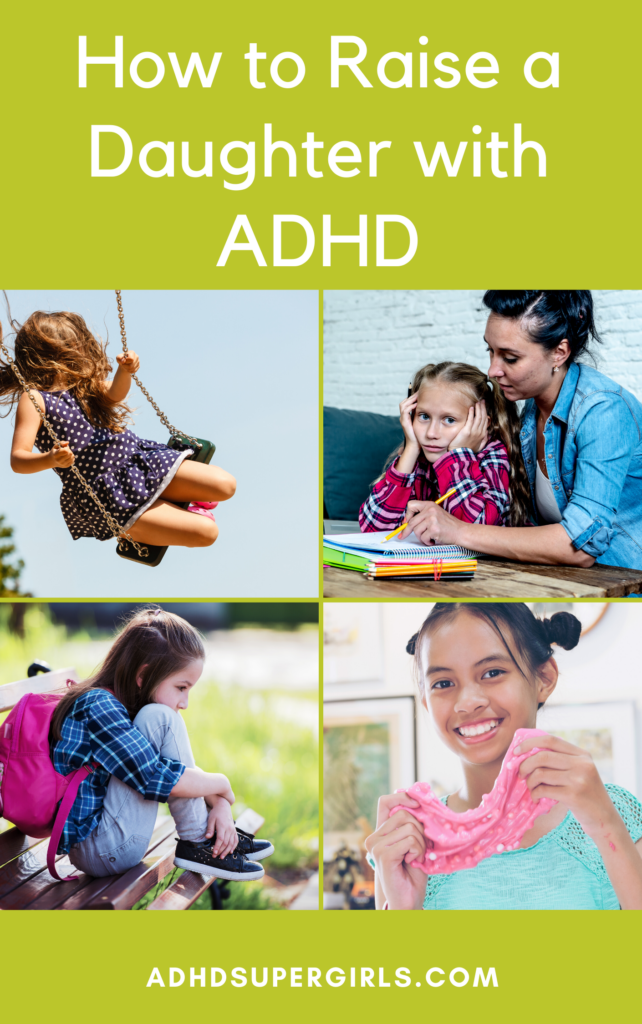 raise daughter adhd