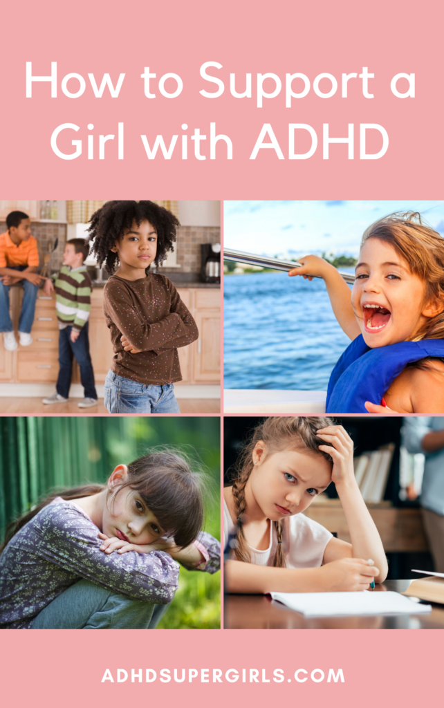 support girl adhd