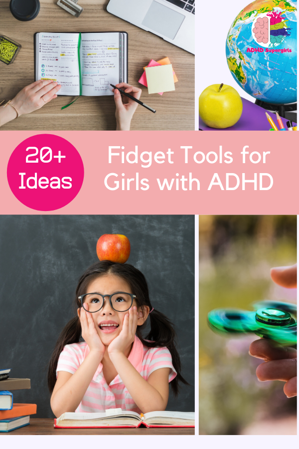 best fidgets for adhd girls