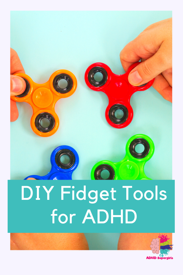 diy fidget tools for adhd