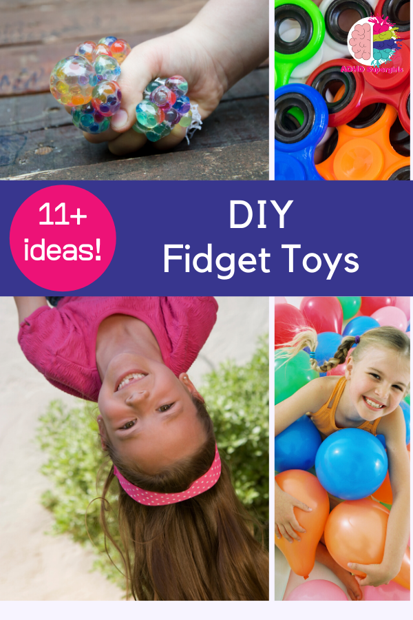 diy fidget tools