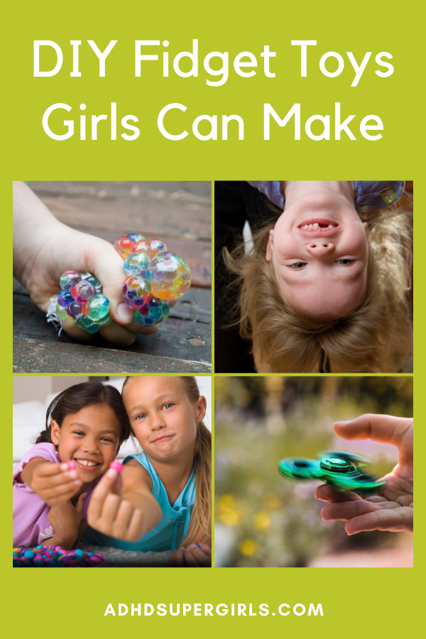 fidget tools girls can make