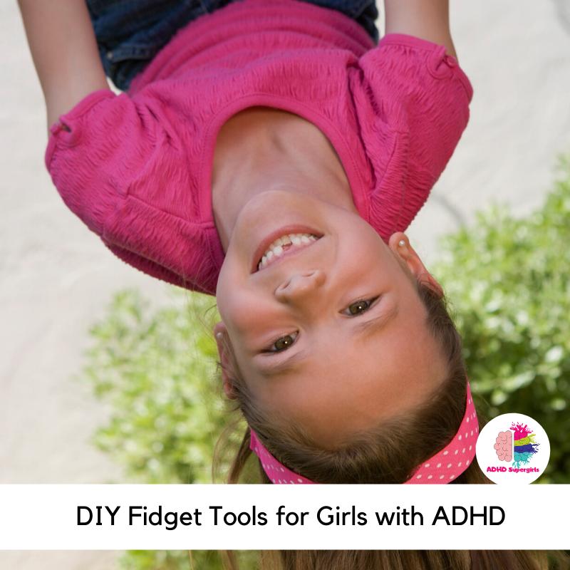 11 Easy DIY Fidget Toys for ADHD (for Girls!)