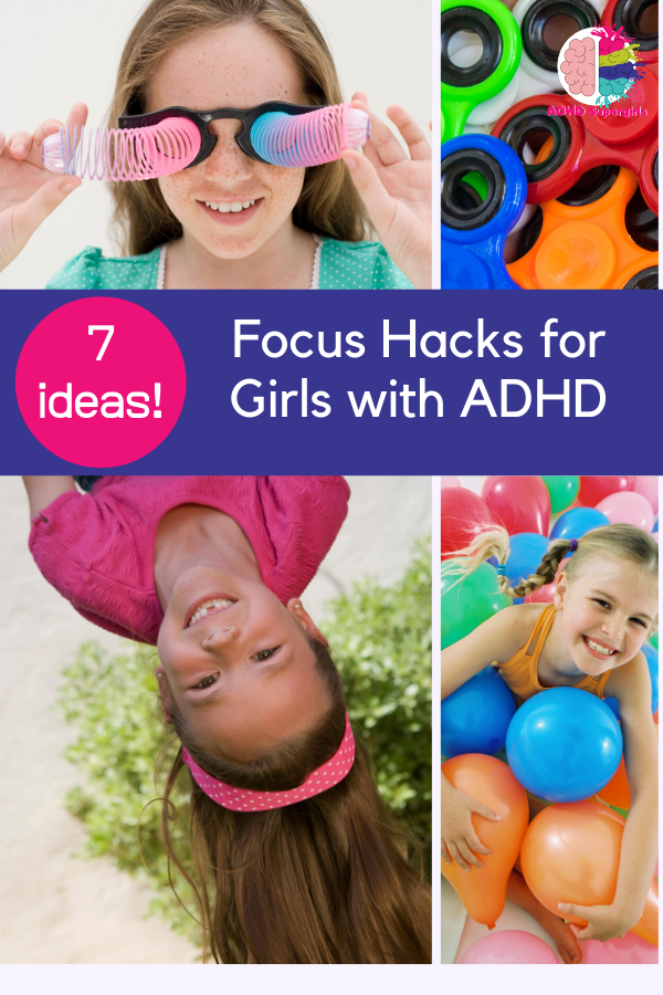 help girls with adhd learn