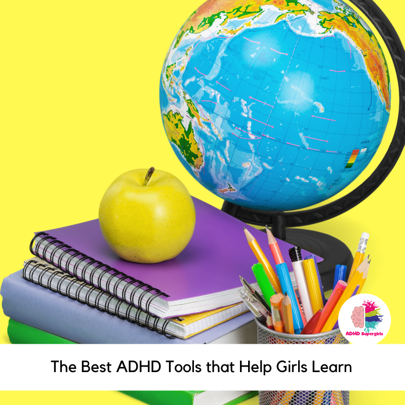 Non-Distracting Fidget Toys for Girls with ADHD