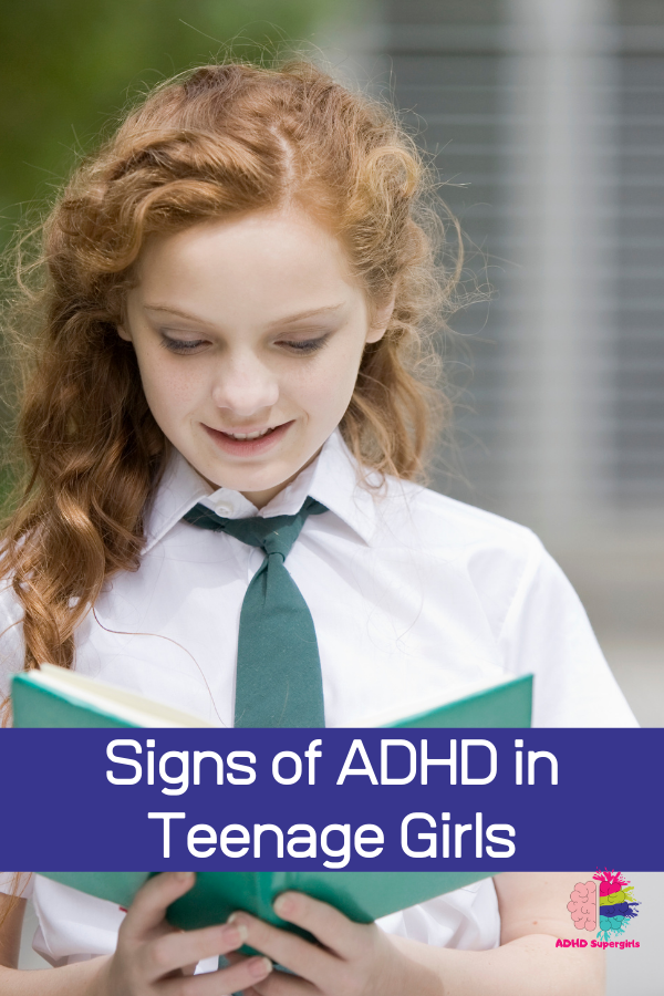 Signs of ADHD in Teenage Girls