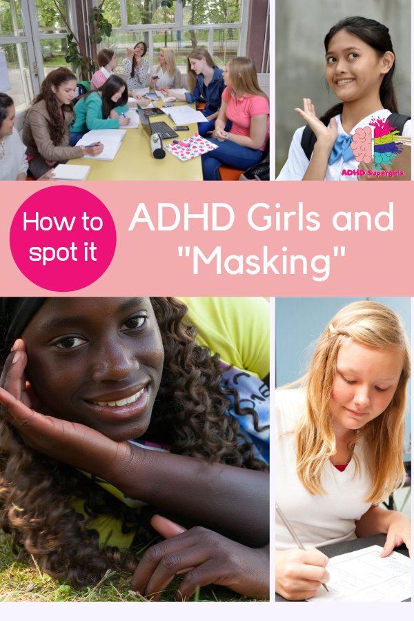 how to spot adhd masking in girls