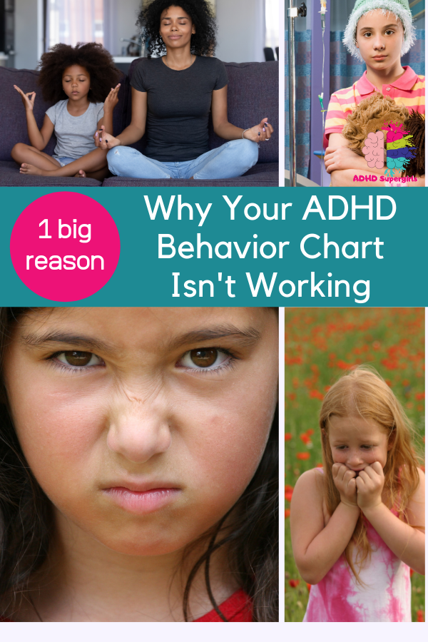why behavior charts dont work